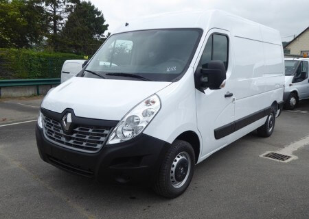 RENAULT MASTER III FG F3500 L2H2 2.3 DCI 130CH GRAND CONFORT EURO6