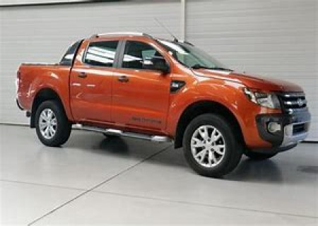 FORD RANGER 3.2 TDCI 200CV DOUBLE CAB WILDTRAK 4X4 BVA