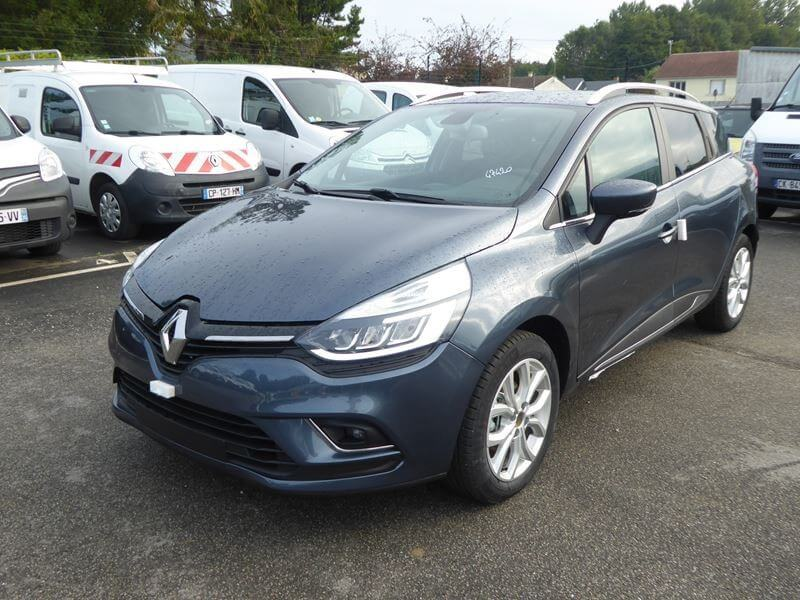 RENAULT CLIO IV ESTATE 1.5 DCI 90CH ENERGY INTENS   -33%