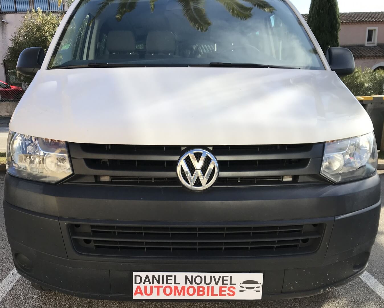 VOLKSWAGEN TRANSPORTER T5 TDI115 9 PLACES